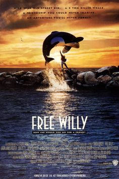 This movie speaks out about animals in captivity- specifically Orcas