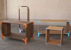 SOAPBOX customizable furniture Nice Idea but too expencive! Modular Furniture, Furniture Logo, Plywood Furniture, Find Furniture, Furniture Projects, Furniture Making, Furniture Decor, Modern Furniture, Furniture Design