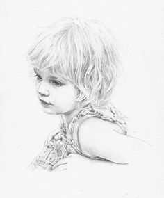 Drawing Gallery - Pencil Portrait Artist Anna Bregman                                                                                                                                                                                 More