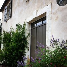 Garage Doors, Outdoor Decor, Home, Gardens, Sustainable Tourism, Steam Room, Ad Home, Homes, Carriage Doors