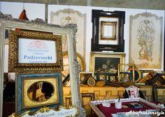 Artigianato e Palazzo  #blogsandcrafts #MostraAeP @padrevecchi #cornici