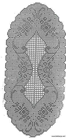 It is a website for handmade creations,with free patterns for croshet and knitti… It is a website for handmade creations,with free patterns for croshet and knitting , in many techniques & designs. Filet Crochet Charts, Crochet Doily Patterns, Thread Crochet, Crochet Motif, Crochet Designs, Crochet Doilies, Crochet Stitches, Knit Crochet, Crochet Table Runner