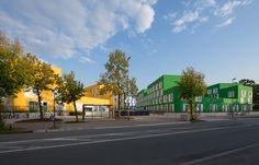 Studentenwohnanlage Boeselburg