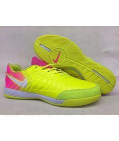 Nike Tiempo Legend VII IC Fußballschuhe gelb rosa weiß 006e981379383