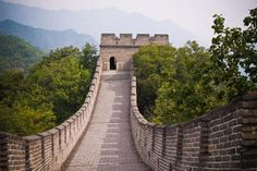 Great Wall of China at Mutianyu Full Day Tour including Lunch from Beijing, Beijing, Day Trips - viator World Map Travel, Beijing Hotels, Tour Tickets, Great Wall Of China, Natural Scenery, Round Trip, China Travel, Family Adventure, Day Tours