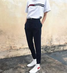 men 140 ideas photography fashion men boys - p - Style Casual, Swag Style, Men Casual, Stylish Mens Outfits, Casual Outfits, Fashion Outfits, Stylish Clothes, Clothes Swag, Men Clothes