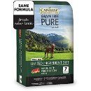 CANIDAE Grain Free PURE Land Adult Dog Formula Made With Fresh Bison, 24 lbs