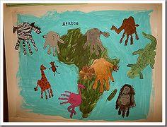 My Little Princess World: Ready, set, go: Africa!