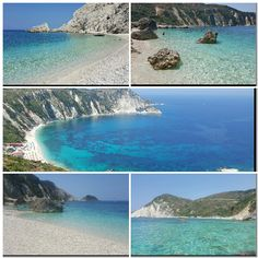 Petani Beach, Kefalonia, Greece