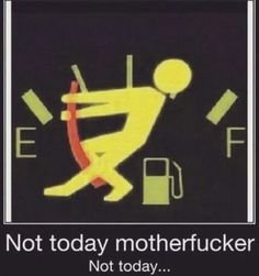 AINT NOBODY GOT MONEY FOR GAS!!!!!! XD Funny Picture to share nº 14577
