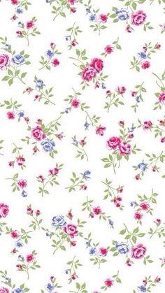 Floral (Patrón/Pattern)