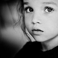 a little girl*