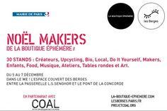 Paule Kingleur (Paris Label) au marché éphémère Noël Makers BERGES DE SEINE http://www.pariscotejardin.fr/2014/12/paule-kingleur-paris-label-au-marche-ephemere-noel-makers/