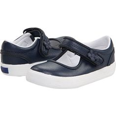 Keds Kids - Ella MJ - Leather (Infant/Toddler)
