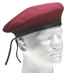 This guy's head doesn't belong in this beret. My head, however, does http://www.armynavyshop.com/prods/rc4909.html