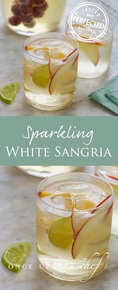 Sparkling White Sangria
