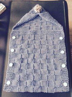 Most Beautiful Knitting Baby Sleeping Bag Patterns # Baby Knits Sleeping Bag Most Beautiful Knitting Baby Sleeping Bag Patterns - Knittting Crochet Baby Knitting Patterns, Baby Patterns, Baby Sleeping Bag Pattern, Baby Cocoon Pattern, Crochet Cocoon, Baby Sweaters, Bag Pattern Free, Knitting Videos, Free Knitting