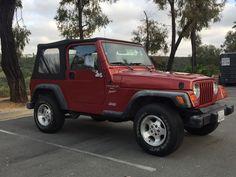 eBay: 1999 Jeep Wrangler SPORT 1999 Jeep Wrangler TJ 4x4 Sport #jeep #jeeplife