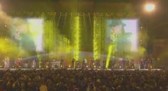 Hinterm Horizont beim Mauerfall-Konzert in Berlin