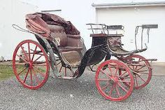 Image result for victorian open carriage