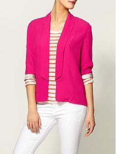 2012 Spring jacket I'll wear - Tinley Road Drapey Blazer