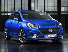 Opel Corsa OPC (2015).