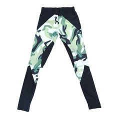 Breatheable Camoflague Leggings. Camo LeggingsYoga LeggingsPrinted LeggingsRunning  LeggingsGym ... 6c1be55739a