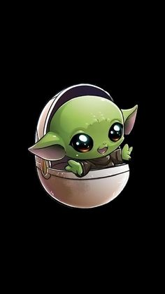 Baby Yoda Poster - Best Picture For baby crafts For Your Taste You are looking for something, and it is going to tel - Cartoon Wallpaper Iphone, Star Wars Wallpaper, Cute Disney Wallpaper, Cute Cartoon Wallpapers, Animes Wallpapers, Baby Wallpaper, Chibi Wallpaper, Wallpaper Wallpapers, Wallpaper Ideas