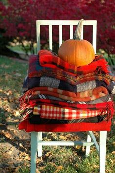 Warm and Cozy for Autumn