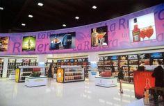 La Riviera Freeshop apuesta por las pantallas #led de Viewsonic para #publicidad dinámica - Contenido seleccionado con la ayuda de http://r4s.to/r4s