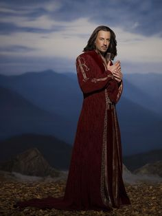 Craig Parker (Darken Rahl - Legend of The Seeker) - not sure who i'd make this for.. but i so want to make it!
