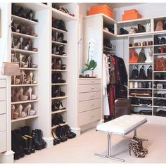 Closet cleanse (yes, it's always time!)