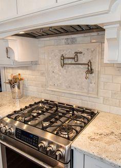Pics Of Herringbone Pattern Shower With Mosaic Insert