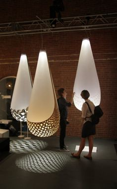 Inspiration Designs | lighting . Beleuchtung . luminaires | Design:  David Trubridge |