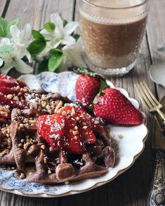 Idee e ricette per la colazione lenta: toast dolci, waffle e altre bontà | Vita su Marte Waffles, French Toast, Cacao, Breakfast, Easy, Food, Instagram, Lean Body, Fiesta Party