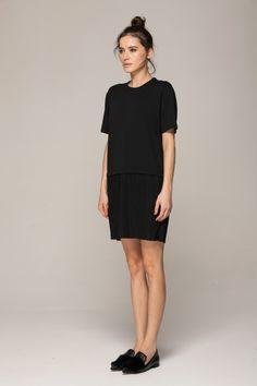 Mosaic shift dress - FrontRowShop