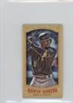 Starling Marte #31/50 (Baseball Card) 2016 Topps Gypsy Queen Mini Gold #135 -- Awesome products selected by Anna Churchill