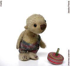 ANIME Rasmus miniature #bear 4 inches