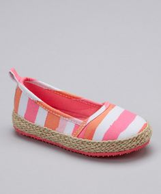 Pink & Orange Salt Flat  OshKosh B'gosh
