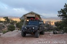 Alpha Expedition: Gobi JK Roof Rack - Page 4 - JKowners.com : Jeep Wrangler JK Forum