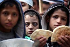 Siria: Depresión y agresividad en los niños que huyen de la guerra - Aleteia