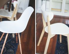 montage chaises DollyJessy