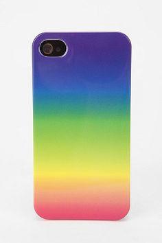 Fun Stuff Rainbow Phone Case