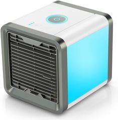 Fashion Arctic Air Portable 3 in 1 Conditioner Humidifier Purifier Mini Cooler Arctic air Coolers for Home,air Cooler for Room,Air cooler Easy Way to Cool Any Space Air,Portable Air Cooler Fan Window Ac Unit, Portable Air Cooler, Arctic Air, Mini Cooler, Air Conditioning Units, Window Air Conditioner, Ac Units, Water Tank, Filter