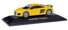 """herpa 143 audi r8 v10 plus vegas yellow 70928 - Categoria: Avisos Clasificados Gratis  Item Condition: Newnew in box, approx 375"""" long display case style boxdiecast construction Check out our other Ebay auctions and save on combined shippingShipping is FREE via first class mail in the United States California residents add 875 sales tax to all items Canada will be 1421 first class airmail Australia, United Kingdom , New Zealand and rest of world will be 2164 We are not responsible for any…"""