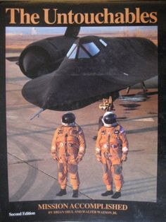 One of two books that I've never been able to find for a non-exorbitant amount of money. Brian Shul is the man, the SR-71 is awesome, and this book is full of both.