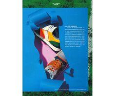 MEN'S UNO Hong Kong features the #HOGANREBEL most original and eccentric model of Low-cut sneakers, June 2014.