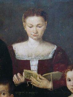 Giovanni Antonio Fasolo Portrait of the Valmarana Family