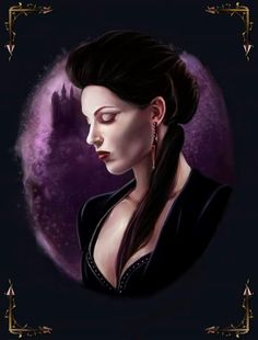 Regina Mills (Queen of Love is Weakness) by rosabelieve.deviantart.com *done in one weekend totally online O_O!