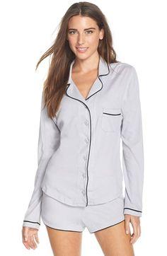 Only Hearts Organic Cotton Shorts Pajamas